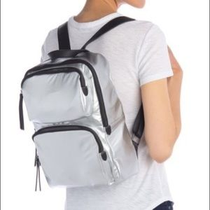 NWT Urban Expressions High Shine Backpack Women's